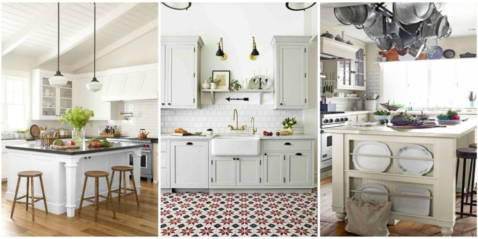 The 10 Best Paint Colors for White Kitchen Cabinets
